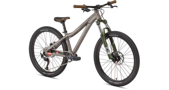 """NS Bikes Clash JR - Vélo enfant - 24"""" gris"""